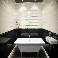 Bath UPVC Wall Cladding