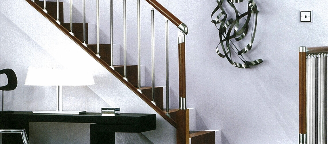 Contemporary Stairparts