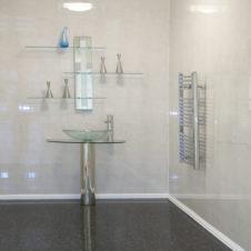 Bathroom UPVC Wall Cladding