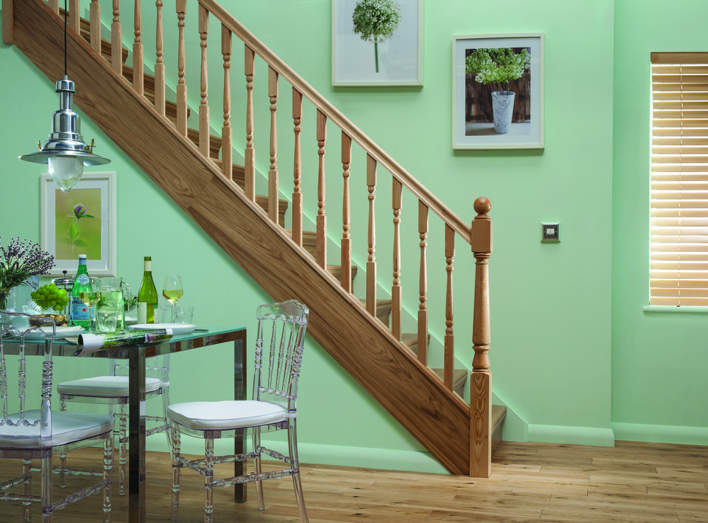 Traditional Stair Parts
