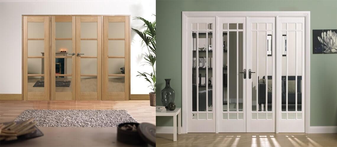 Folding Doors / Room Divider